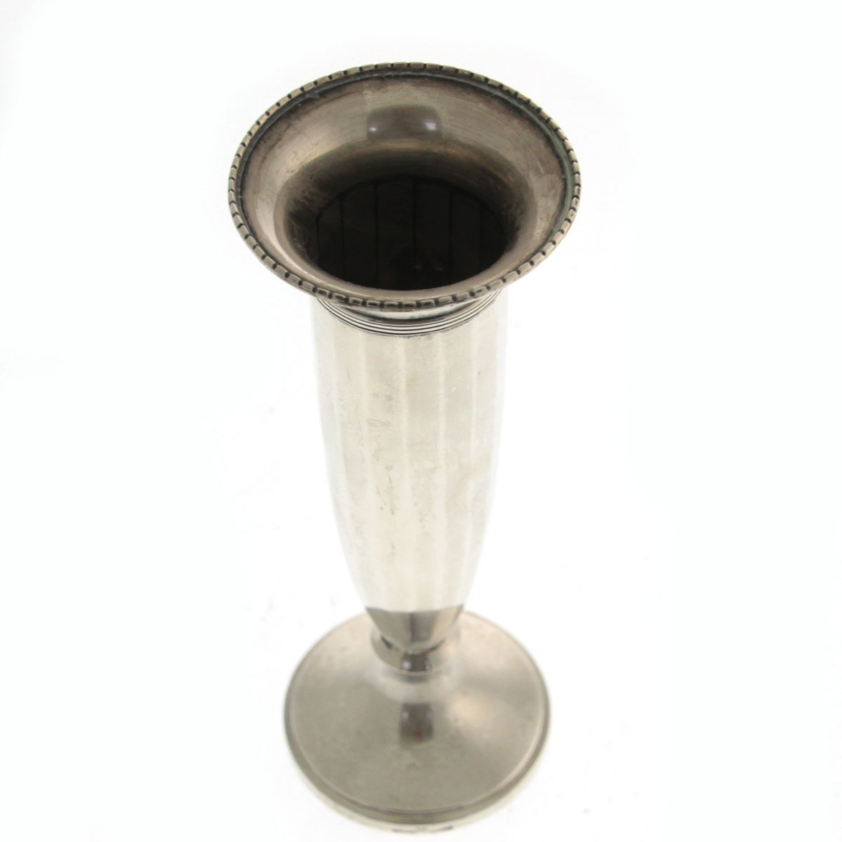 Pasarel Sterling Silver Trumpet Vase The Northern